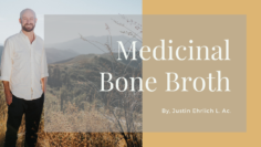 Justin Ehrlich Bone Broth Recipes