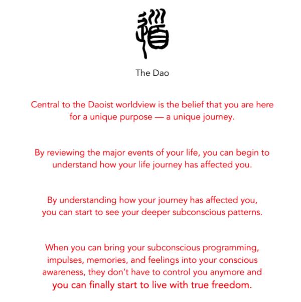 Understanding Your Path Sample 1